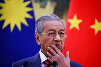 चीन का साथ देने से मलेशिया का इंकार, रद्द की अरबों की परियोजना