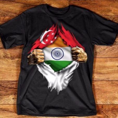 सिंगापुर को नहीं भाया इस भारतीय का देश प्रेम