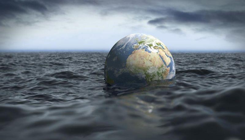 वैज्ञानिकों का दावा: केरल बाढ़ मात्र नमूना, आने वाला है जलप्रलय !!!