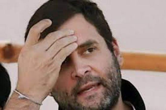 बिहार में राहुल गांधी पर केस दर्ज, देश की छवि ख़राब करने का आरोप