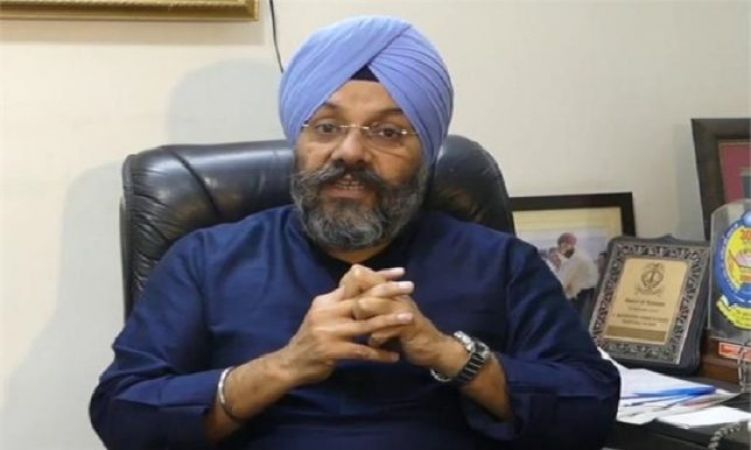 Attack on Delhi Sikh gurdwara chief in America, Khalistan opposes