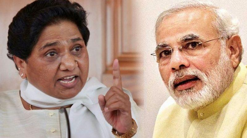 मायावती का पीएम पर आरोप, कहा केरल के साथ सौतेला बर्ताव कर रही है सरकार
