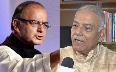 करियर नेशनलिस्ट है यशवंत सिन्हा और अरुण शौरी : अरुण जेटली
