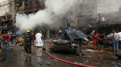 इराक में आत्मघाती धमाका, 11 की मौत 40 घायल