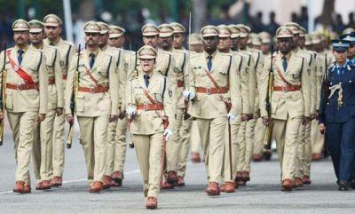 पुलिस विभाग में 1000 पदों पर भर्तियां