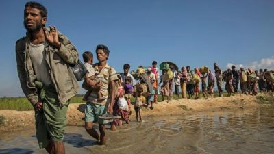 रोहिंग्या दुर्व्यहार मामला : म्यांमार बोला झूठी है संयुक्त राष्ट्र की रिपोर्ट