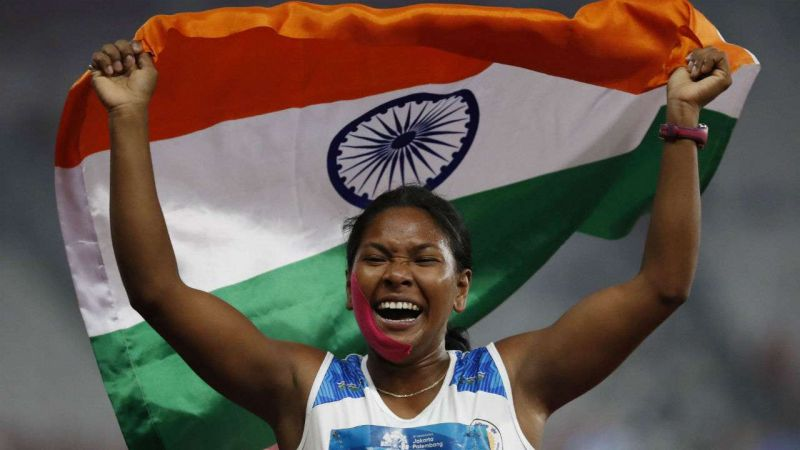Asian Games 2018: Special report on Daughter of a Rickshaw puller bags gold in Heptathlon