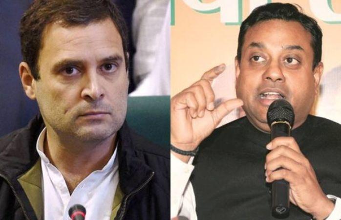 नोटबंदी को लेकर BJP ने राहुल तो लताड़ा, जिनके पुरखों ने देश को लूटा वो ही उठा रहे नोटेबंदी पर सवाल