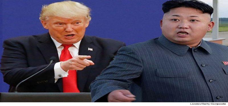 उत्तर कोरिया को तबाह कर देगा अमेरिका -ट्रम्प