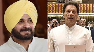 सिद्धू ने मारी पलटी, कहा राहुल के कहने पर नहीं इमरान के न्योते पर गया था पाकिस्तान