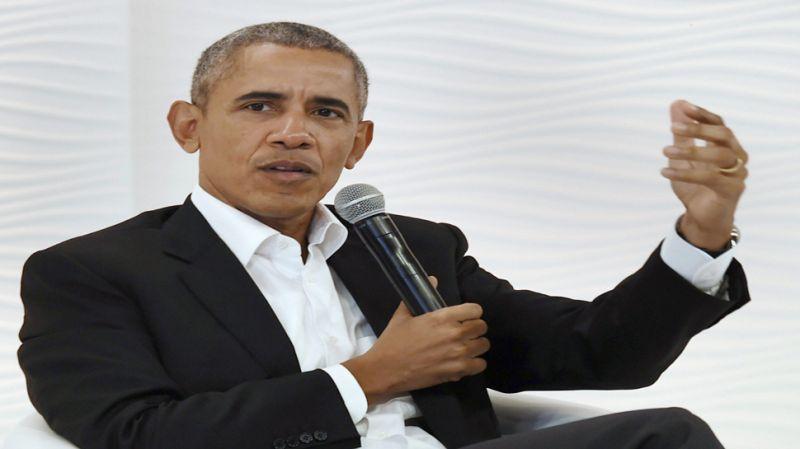 प्रौद्योगिकी का अधिक इस्तेमाल अकेलापन लाता है - ओबामा
