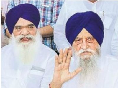 नाराज टकसाली नेता 14 दिसंबर को बनाएंगे नया अकाली दल