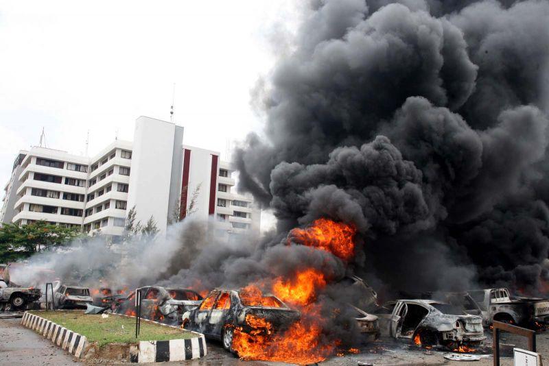 बोको हराम ने मचाया नाईजीरिया में कोहराम