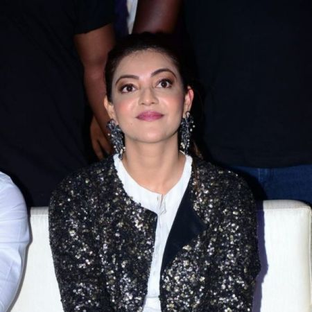 Kajal Aggarwal reveals she is working with Kamal Haasan in Indian 2