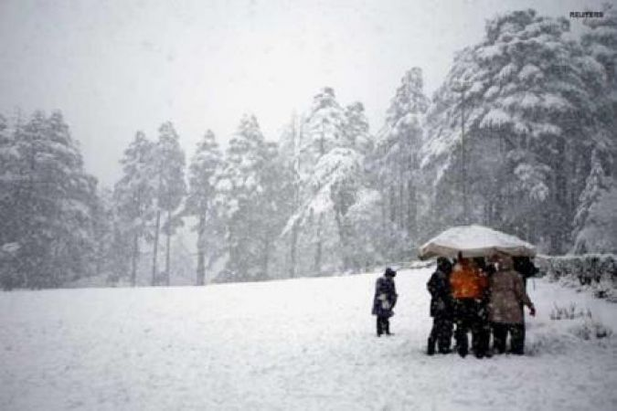 उत्तर भारत सहित देशभर में शीत लहर का प्रकोप