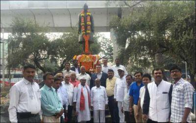 हैदराबाद ने किया देश के पहले राष्ट्रपति को याद, 134वीं जयंती पर अर्पित की श्रृद्धांजलि