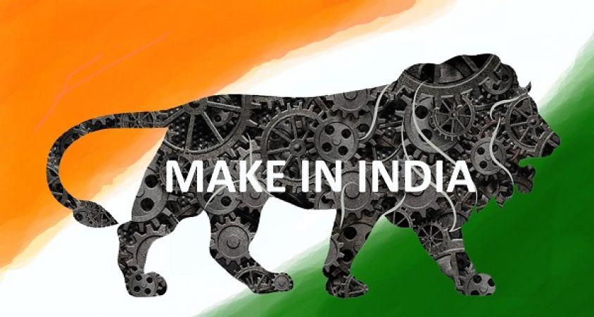 मेक इन इंडिया ने दी भारत को नई पहचान