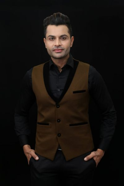 Thought that getting into films and television is too bigger step to take says Kuldeep Sharma