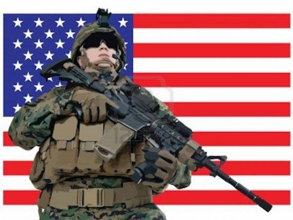 अमेरिका ने की युद्ध की तैयारी