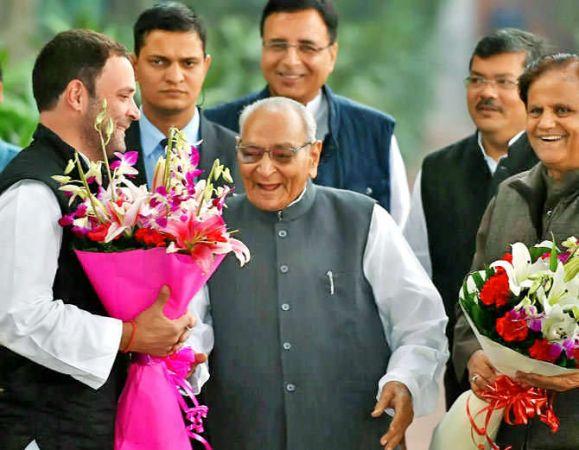 संघर्ष के दौर में कांग्रेस की जिम्मेदारी संभालेंगे राहुल