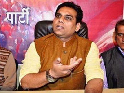जम्मू कश्मीर: भाजपा नेता का बड़ा बयान, कहा विधानसभा भंग करके गवर्नर ने अच्छा नहीं किया