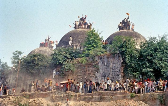 बाबरी मस्जिद विध्वंस की बरसी पर सतर्कता के निर्देश