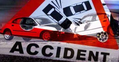 आगरा-अलीगढ़ हाईवे ट्रक और कार में जबरदस्त भिड़ंत, पांच लोगों की मौके पर मौत तीन गंभीर