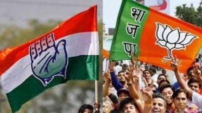 मध्यप्रदेश चुनाव परिणाम लाइव: भाजपा और कांग्रेस के बीच कांटे की टक्कर, दोनों को 108 सीटों पर बढ़त