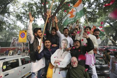 भोपाल: कांग्रेस विधायकों की चल रही बैठक, चुना जाएगा नेता