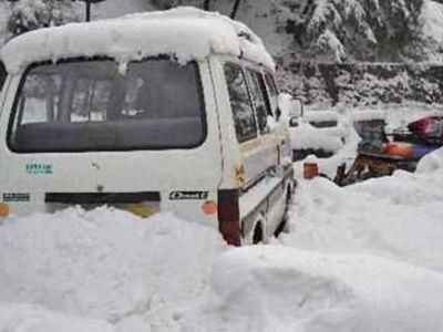 उत्तराखंड: उच्च हिमालयी क्षेत्रों में हिमस्खलन की चेतावनी
