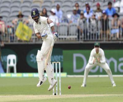 भारतीय पारी 283 रन पर सिमटी, ऑस्ट्रेलिया को मिली 43 रन की बढ़त