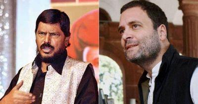 राहुल गाँधी को पप्पू नहीं पापा होना चाहिए : रामदास अठावले