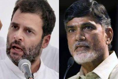तेलंगाना विधानसभा चुनाव में शिकस्त के बाद टूट सकता है कांग्रेस-तेदेपा का गठबंधन