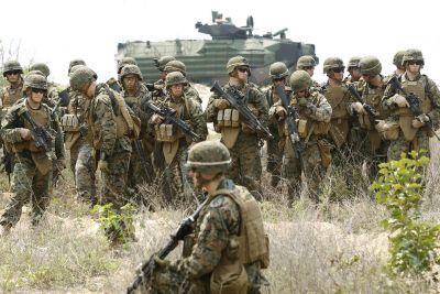 अमेरिका-थाईलैंड बहुराष्ट्रीय सैन्य अभ्यास में म्यांमार को बुलावा
