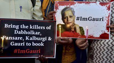 पत्रकारों की हत्या से बढ़ता असंतोष