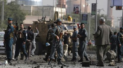 अफ़ग़ानिस्तान:आतंकी हमले से फिर दहला काबुल, भीषण बम धमाके में 29 लोगों की मौत