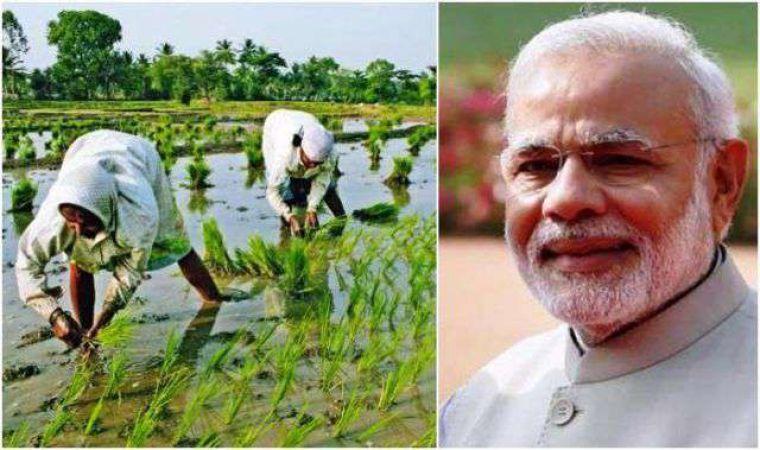 नए साल में किसानों को ये बड़ा तोहफा देने जा रही केंद्र सरकार