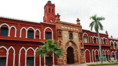 एएमयू में उठी मंदिर बनवाने की मांग, हिन्दू छात्रों के साथ हो रहा भेदभाव