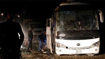 मिस्त्र में पर्यटकों से भरी बस में हुआ बम धमाका, चार लोगों की दर्दनाक मौत