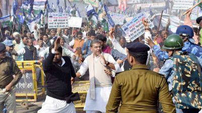 रालोसपा कार्यकर्ताओं पर लाठीचार्ज के विरोध में आज बंद रहेगा बिहार, अन्य दलों ने भी किया समर्थन