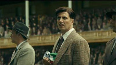 'अब तक इंडिया चुप था' के साथ आउट हुआ Gold का टीज़र