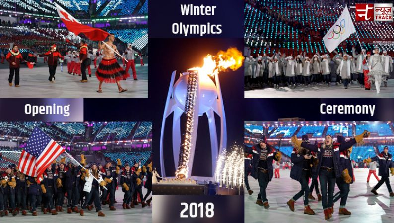 Winter Olympics 2018 Opening Ceremony: India Luger Shiva Keshavan carries flag for India
