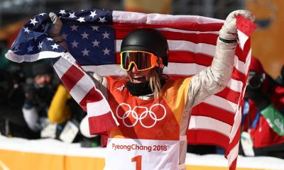PyeongChang Winter Olympics 2018: Jamie Anderson wins gold in extreme condition