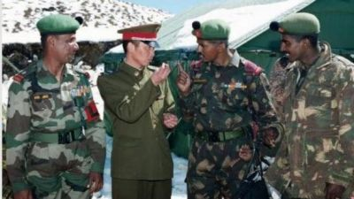 भारतीय जवानों से डरी चीनी सेना