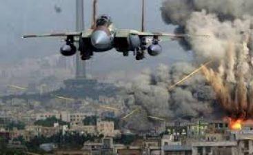 अमेरिकी हवाई हमलों से दहला सीरिया, 70 की मौत सैकड़ों घायल