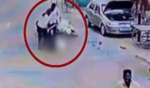 CCTV footage captured the whole crime scene of 'how former AIADMK director killed?'