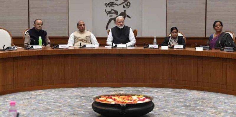 पुलवामा हमला: पीएम मोदी की CCS बैठक ख़त्म, पाकिस्तान के खिलाफ लिया गया बड़ा फैसला