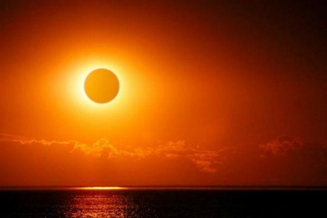 वर्ष का पहला सूर्यग्रहण आज, भारत में नहीं दिखेगा
