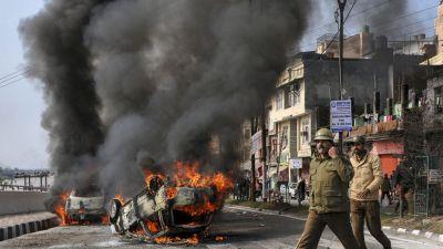 पुलवामा हमला: जम्मू में लागू हुआ कर्फ्यू, प्रशासन ने जनता से की अपील