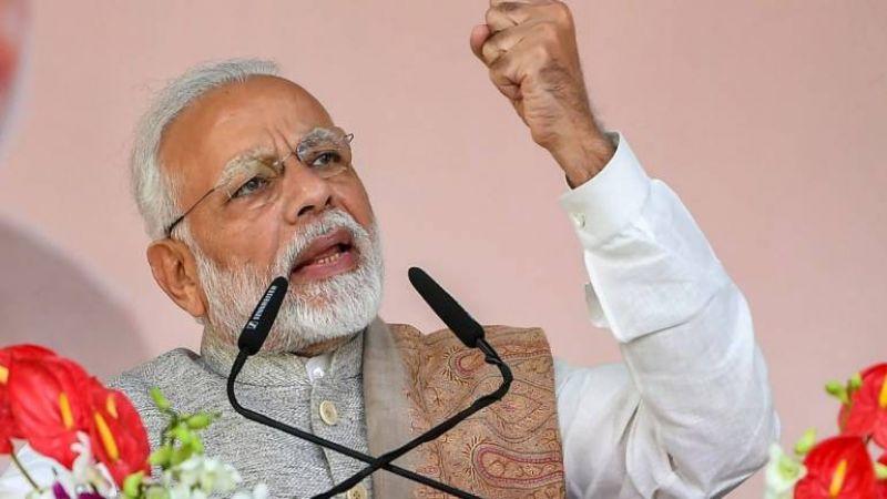 महाराष्ट्र के यवतमाल में पीएम मोदी ने किया कई परियोजनाओं का लोकार्पण